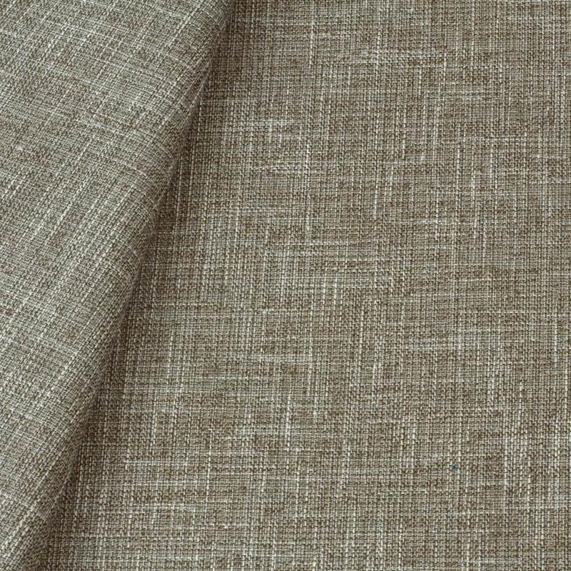 Tecido para sofá linho similar marrom Coleção Vicenzza