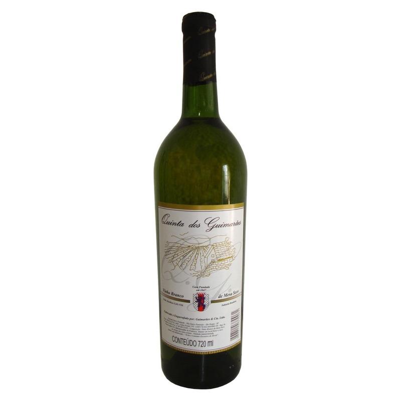 Vinho Branco Seco Niagara 720ml - Quinta dos Guimarães