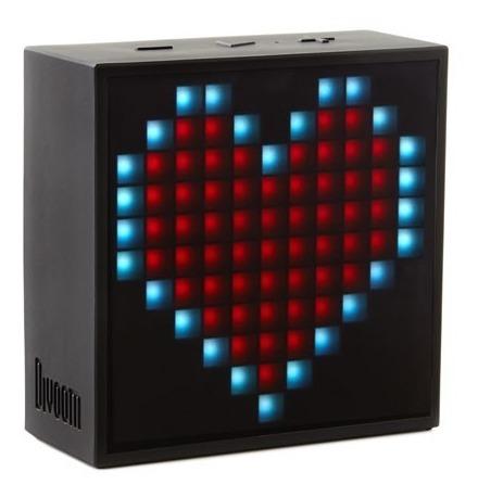 Mini Parlante Bluetooth Portatil Divoom Timebox Oferta