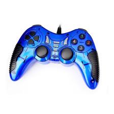 Joystick Gamepad Pc Kolke Kgj-065 Usb Vibración Rojo / Azul