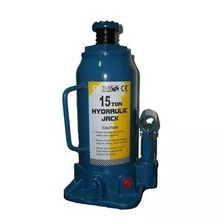 Crique Botella 15tn Reforzado Konan Tkcb-15 Tope Registrable