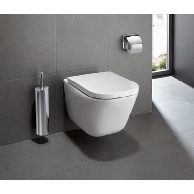 Inodoro roca the gap suspendido bidet roca 2 soporte for Inodoro gap medidas