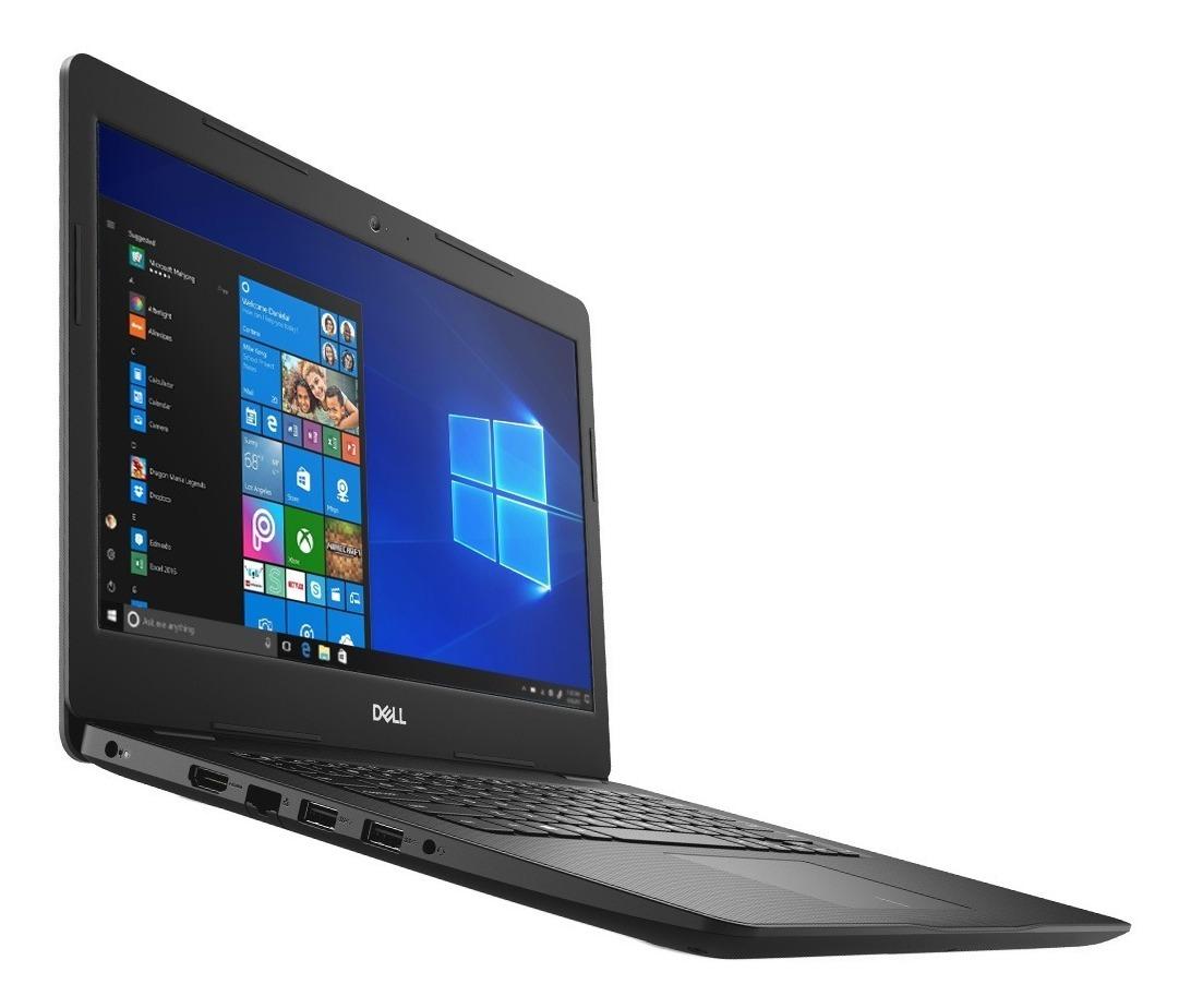 Notebook 14 Dell Inspiron 3481 Intel Core I3 7020u 4gb Ddr4 1tb Hdd Hdmi Usb 3.1 Windows 10 Home Gtia Oficial