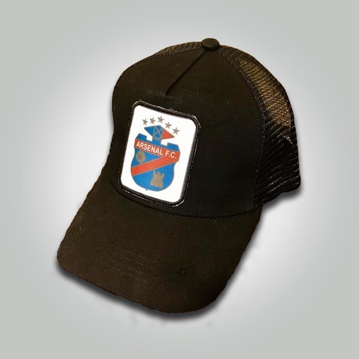 Gorra Trucker Negra