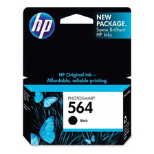 Cartucho Hp 564 Negro Original P/ 4620 8550 8510