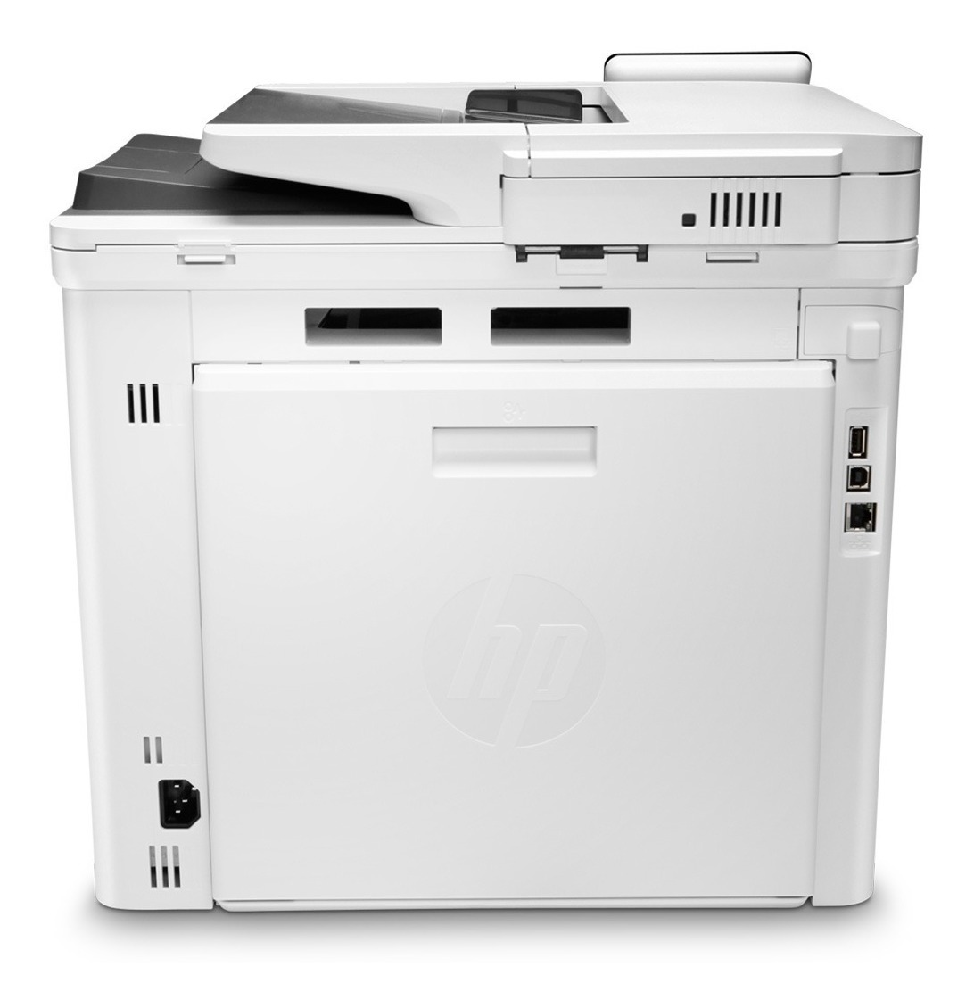 Impresora Laser Color Multifuncion Hp Pro M479fdw Duplex Fax