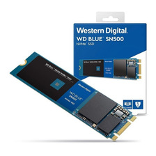 Disco Solido Ssd M2 Wd 500gb Blue M.2 Nvme Western Digital