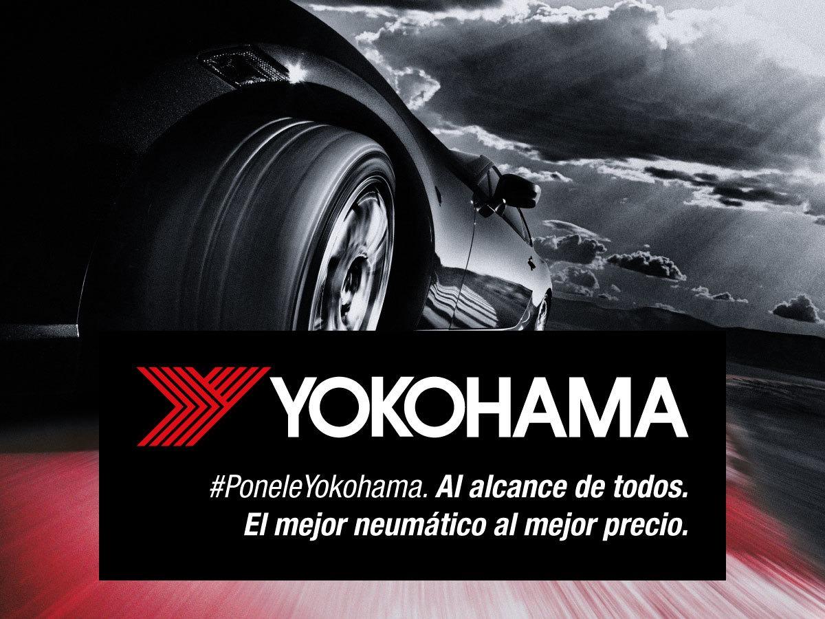 Neumático  215/60R16C 103T RY818 YOKOHAMA