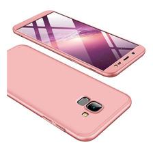 Funda Luxury 3 En 1 Rigida Samsung J8 J6 2018 + Envio