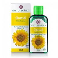 Oleo Vegetal de Girassol - 60ml - Phytoterapica
