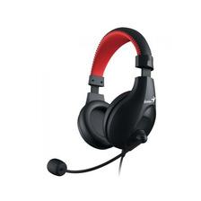 Auricular Genius Hs 520 Con Micrófono Pc Volumen Powerzon