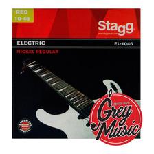 Encordado De Guitarra Eléctrica Stagg El1046  010-046