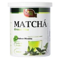 Matcha - Green Tea Sabor Menta - 200g - Mosteiro Devakan