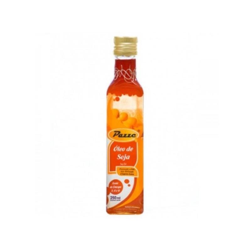 Oleo Vegetal de Soja Extra Virgem 250ml - Pazze