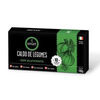 Caldo de Legumes Italiano (10 Cubos) - 100g - Smart