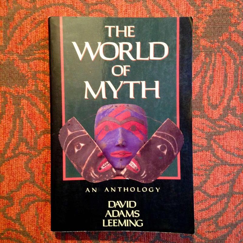 David Adams Leeming. THE WORLD OF MYTH.