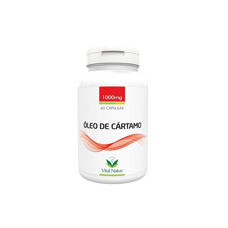 Oleo de Cartamo - 60 capsulas 1000mg - Vital Natus