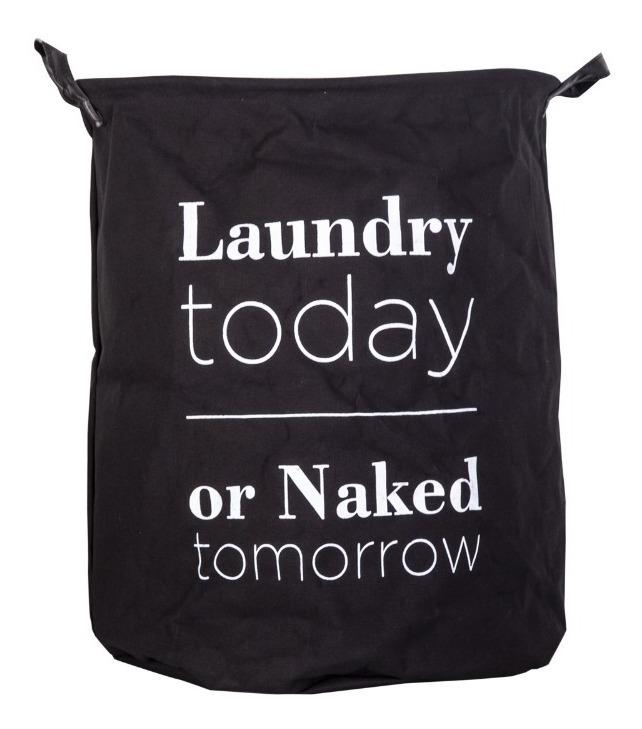 Cesto Laundry Ropa Sucia Limpia De Tela Diseños Baño Hogar