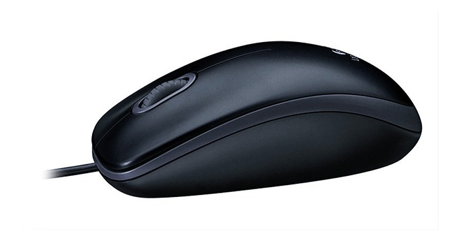 Mouse Logitech M100 Optico Cable Usb Windows Mac Garantia
