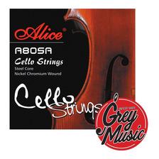 Cuerda Suelta Para Cello Do C Cuarta Cuerda - Grey Music