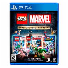 Lego Marvel Collection Ps4 Fisico Nuevo Original Sellado