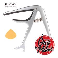 Capotraste Joyo Jcp02 Abridor Acústica Y Guitarra Eléctrica