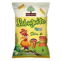 Salgadinho Organico - Sabuguito - 45g - Mae Terra