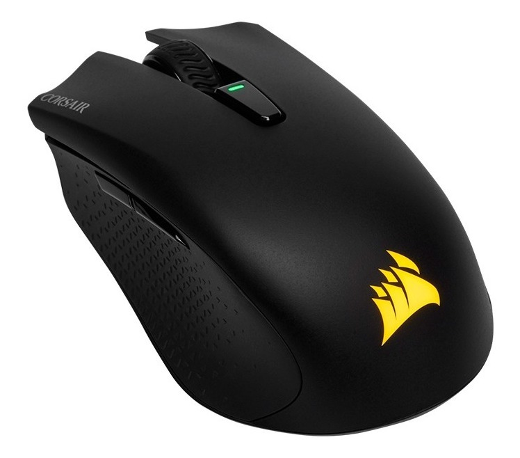 Mouse Inalámbrico Corsair Harpoon Rgb Wireless Gamer