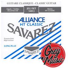 Encordado  Savarez 540j Alliance Ht Classic Para Clasica