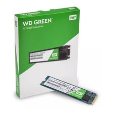 Ssd Disco Estado Solido M.2 Ssd Western 120gb Wd Green