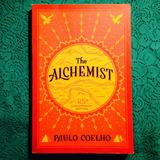 Paulo Coelho.  THE ALCHEMIST.