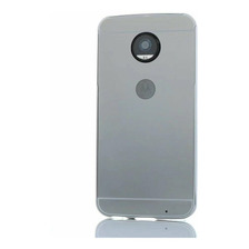 Funda Espejada Mirror Luxury Moto G5 G5s G6 Plus Anti Shock