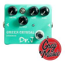 Pedal De Efecto Joyo D50 Dr.j Green Crystal Overdrive