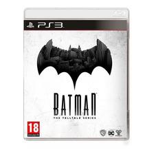 Batman The Telltale Series Ps3 Fisico Original Sellado Nuevo