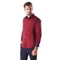 Camisa tinta manga larga 014578