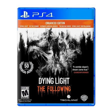 Dying Light The Following Ps4 Fisico Sellado Nuevo Original
