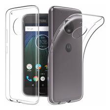 Funda Tpu Protector Celulares Motorola E4 E4 Plus + Templado