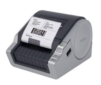 Impresora Rotuladora Etiquetas Brother Ql-1060 Usb + Red