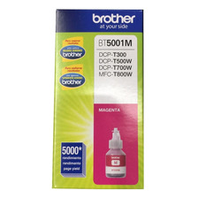 Tinta Brother Bt5001m Original Para Dcp T300 Dcp T500w