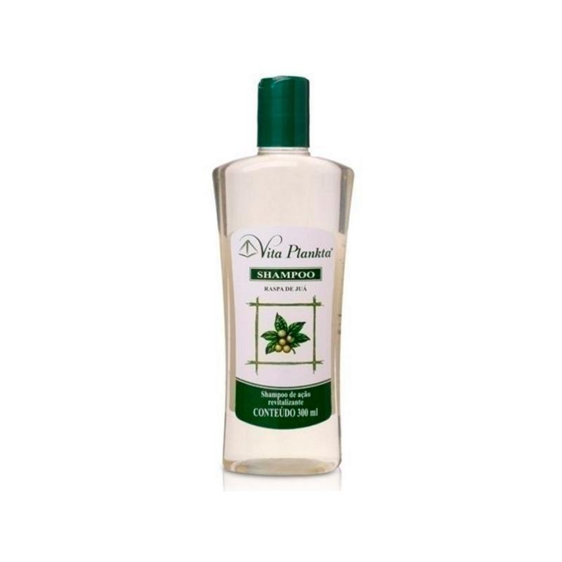 Shampoo Raspa de Jua com Acao Revitalizante - 300ml Vitalab