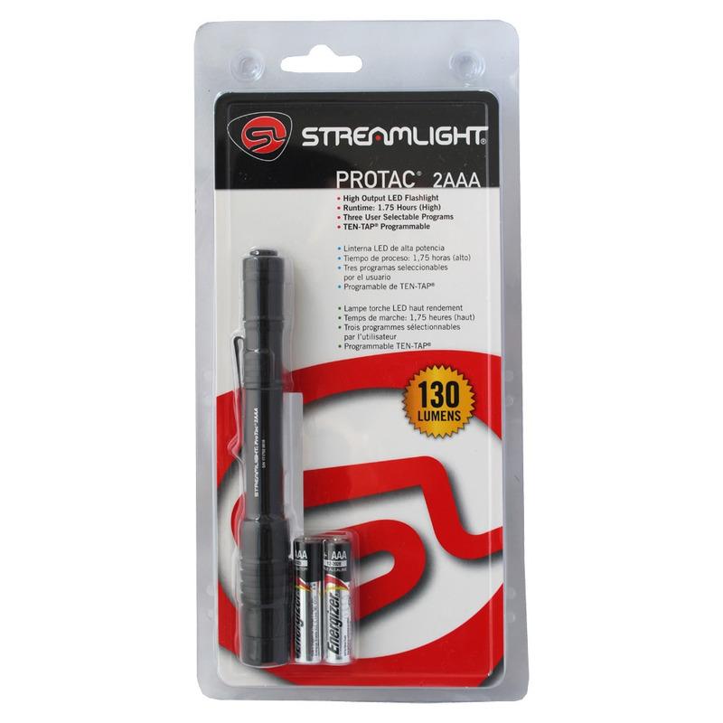 Lanterna Tática para Vigilância 130 lumens Potente Streamlight Led Branco Original