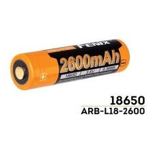 Bateria Pila Recargable Fenix 18650 2600 Mah - 100% Original