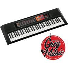 Teclado Organo Yamaha Psr F51 5 Octavas 61 Teclas Grey Music