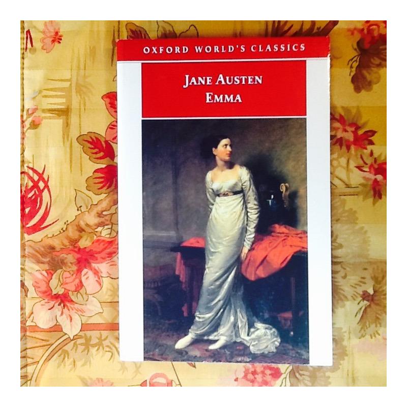 Jane Austen. EMMA.