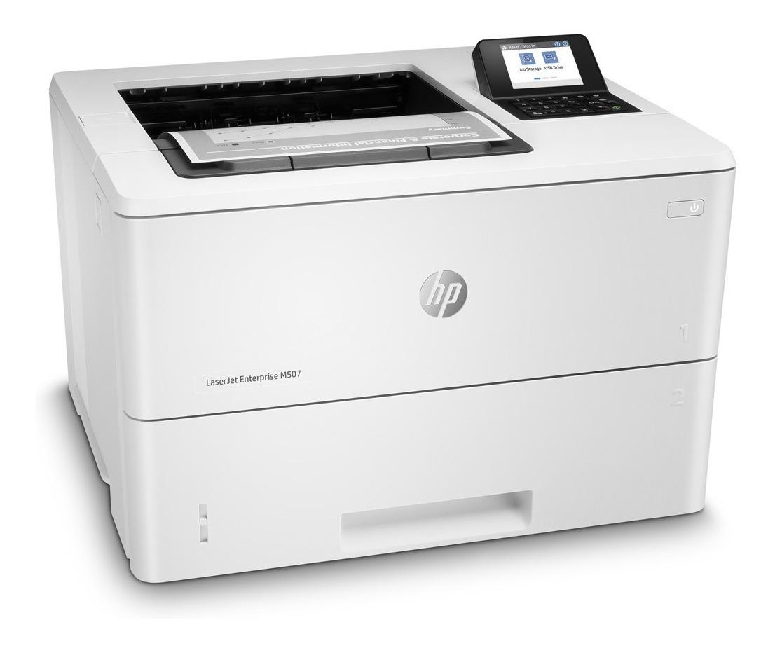 Impresora Laser Hp M507 M507dn Monocromo Usb Duplex Oficial