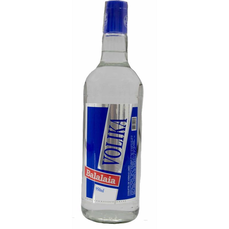 Vodka Balalaia Vidro 950ml - Quinta do Nino