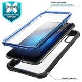 I-blason Capa Protetora P/ IphoneXS Black/Blue