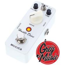 Mooer Hustle Drive Micro Pedal De Efecto Para Guitarra