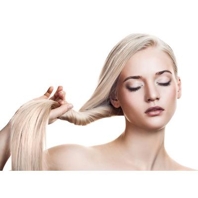 La máscara contra la caída de los cabello a los cabellos grasos