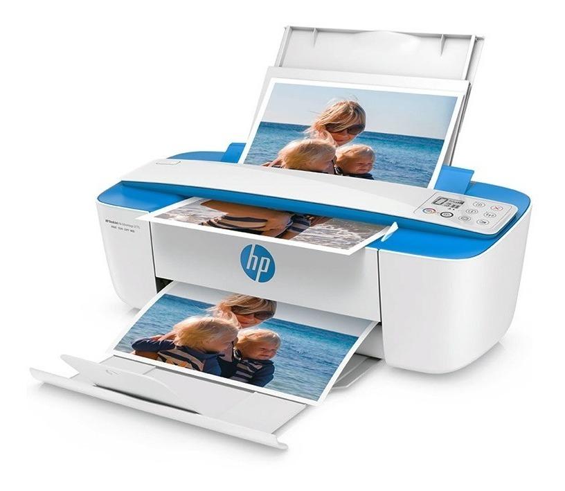 Mini Impresora Hp Deskjet 3775 Multifuncion Escaner Wifi